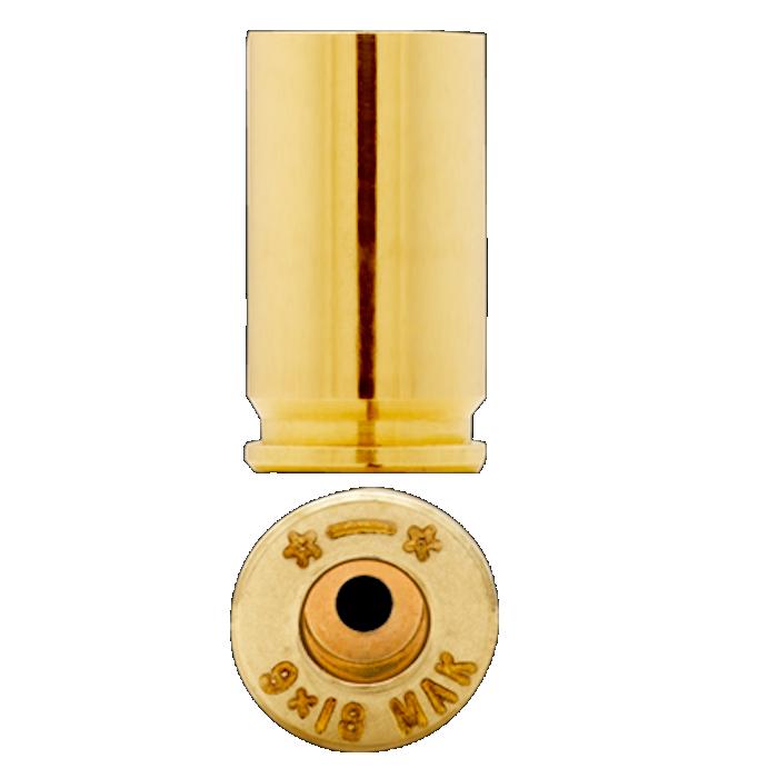 9mm MAKAROV, Starline-Hülsen 00020