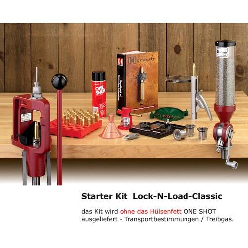 Starter Kit LnL-CLASSIC   Hornady 085006