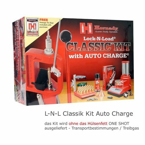 Starter Kit LnL-CLASSIC Auto Charge  Ho 085015.16