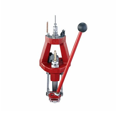 HORNADY IRON PRESS mit manuellem ZH-Setzsystem