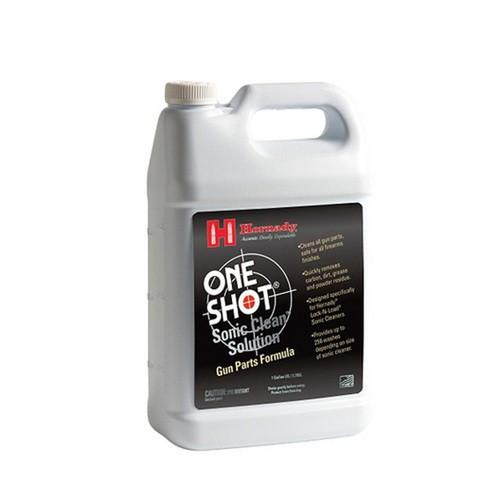 HORNADY One-Shot-Sonic, Waffenteile-Flüssigreiniger (3,8 Liter)