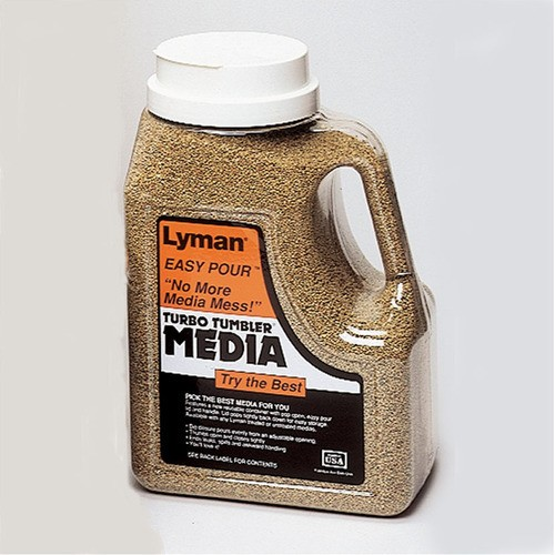 Maisgranulat ca. 2,7 kg LYMAN Corncob natur