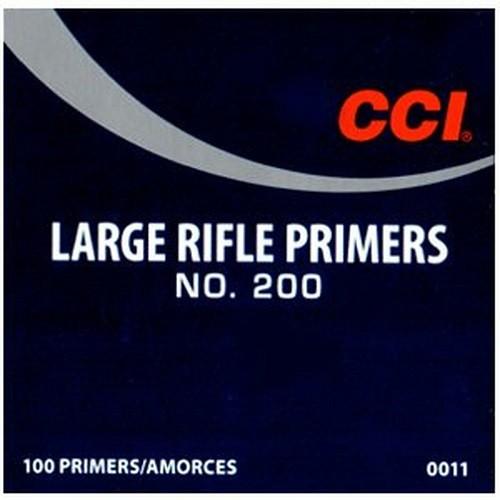 CCI 200 Large Rifle - Zündhütchen